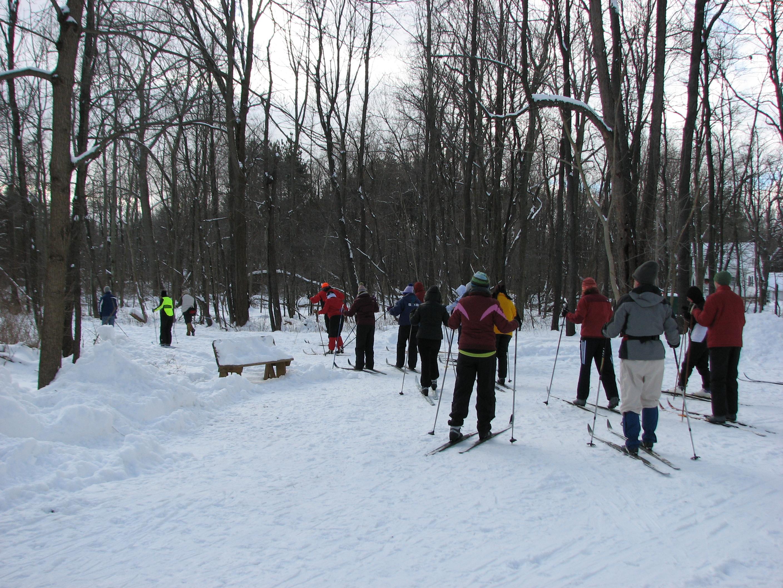 snowshoe and ski rentals