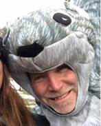 Terrence Boyle in Squirrel Costume