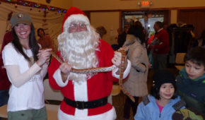 Friends of Reinstein Woods Holiday Party